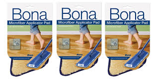 Can You Use Bona Hardwood Floor Polish On Laminate Amazon Com Bona Microfiber Applicator Pad Bonakemi Usa Health
