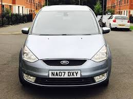 diesel ford galaxy ghia tdci 6g manual mpv 7 seater in leicester