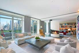 sting u0027s stylish 15 central park west duplex hits the market for