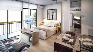 5 small studio apartments with beautiful design youtube