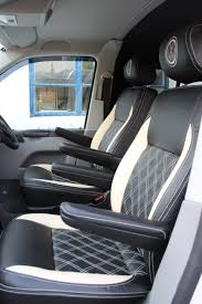 Leather Captains Chairs We Have Just Fitted These Gorgeous Vw T5 Captain U0027s Chairs Re