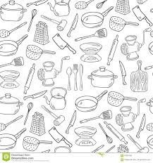 glamorous 20 kitchen tools drawings design decoration of kitchen