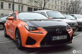 lexus v8 nz lexus rc f 27 april 2017 autogespot