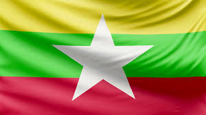 Myanmar Flag Photos Realistic Beautiful Myanmar Flag 4k Motion Background Videoblocks
