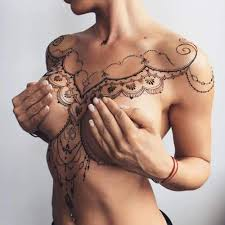 30 chest tattoos for that draw approving ritely