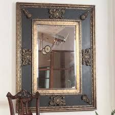 astoria grand ornamental stately wall mirror reviews wayfair