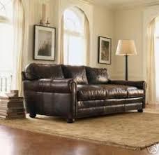 5 u0027 english roll arm leather sofa 3075 3515 special 2610