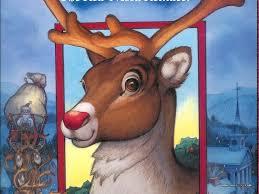 30 rudolph rednosed reindeer images art