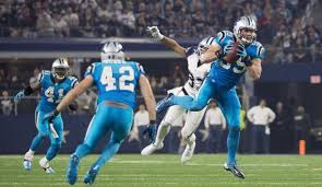 romo hurt again in panthers dominant w dallas lindy s sports