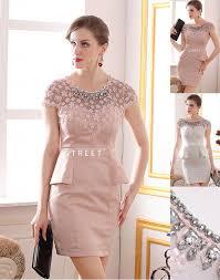 blush lace cocktail party dresses for modish ladies u2013 designers