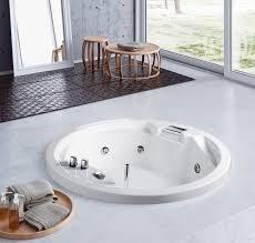 vasca da bagno circolare vasca idromassaggio da incasso 2 posti lis 150