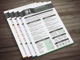 resume portfolio template creative resume cv cover letter portfolio psd template landisher