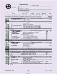 Excel Templates For Construction Project Management Construction Project Management Checklist Template Template