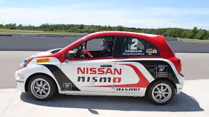 nissan canada grad program does nissan even care about motorsports in north america anymore