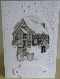 made from staf wesenbeek kit bought on ebay my christmas cards