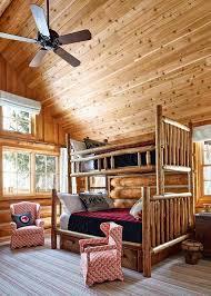 Deco Montagne Chalet Deco Chambre Chalet Montagne Design De Maison