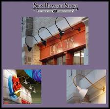 Outdoor Gooseneck Light Fixture by Outdoor Gooseneck Light Fixtures Made In Usa Sign Bracket Store