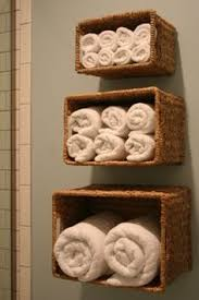 bathroom shelving ideas for towels bathroom towel storage ideas another way to take advantage of