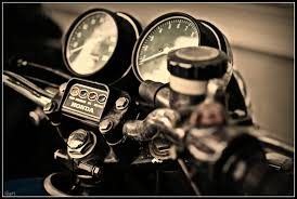 vintage honda vintage motorcycle wallpapers wallpaper cave
