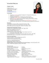 Sample Resume Consultant Resume Consultants Resume Sample Retail Buyer Resume Samples