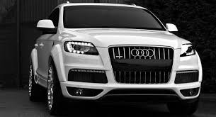 2011 audi suv project kahn gives the 2011 audi q7 a styling makeover
