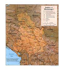 Detailed Map Of The United States by Maps Of Serbia Map Library Maps Of The World