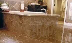 Marble Tile For Bathroom Emperador Light Marble Tile Bathtub Traditional Bathroom