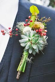 Succulent Boutonniere Weddings U2014 Articulture Designs