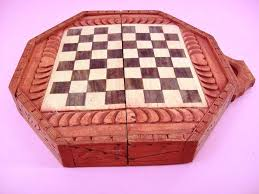 buy chess set yuli store chess set 2 inch tall king hand carved from wood and