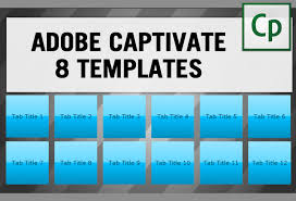 adobe captivate 8 templates are here elearning brothers