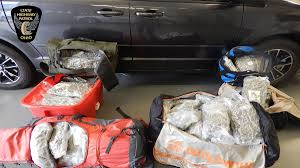 Ohio State Car Flags Ohio Troopers Seize 382k Worth Of Marijuana During Traffic Stop