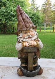 31 best garden images on gnomes gnome garden and