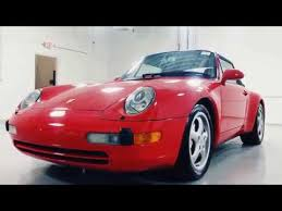 911 porsche 1995 for sale 1995 porsche 911 993 4 cabriolet for sale at the porsche