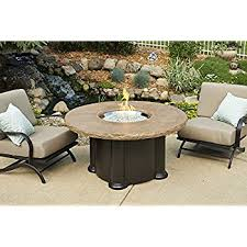 amazon com outdoor greatroom colonial pub height fire pit table