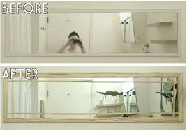 plain jane wall mirror makeover u2013 the decor guru