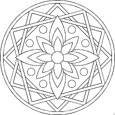 beautiful mandala coloring pages 29 free printable mandala colouring pages canada arts connect