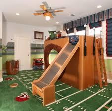Castle Bunk Bed With Slide Bedroom Bunk Bed With Slide Canada Best Kids Bunk Bed With Slide