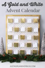 advent calendar how to make an advent calendar just a girl and