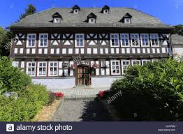 founder house the birth house of friedrich froebel 1782 1852 in