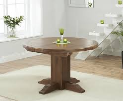 round oak kitchen table buy the torino 150cm solid oak round pedestal dining table with