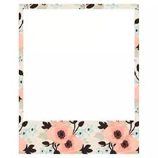 polaroid frame p g on we heart it new and need to organize