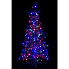 Pencil Christmas Tree Pre Lit Uk by Charming Design 4ft Pre Lit Christmas Tree 4ft Slim Pe Artificial