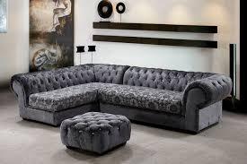 Grey Velvet Sectional Sofa Popular Living Rooms Living Room Modern Grey Living Room