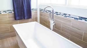 Tile In Bathtub Bathroom Tile Trends For Your Remodel Angie U0027s List