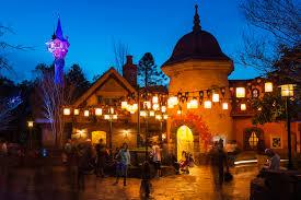 disney parks dark rapunzel u0027s magic kingdom park