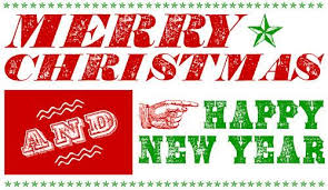 merry and happy new year vintagraph prints