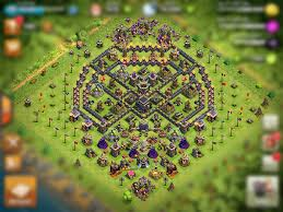 best of clash of clans best clash of clan th9 defensive base takopost