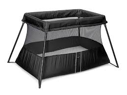 amazon com babybjorn travel crib light 2 black discontinued by
