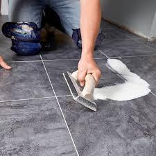 can you put cabinets on a floating vinyl floor luxury vinyl tile installation diy family handyman