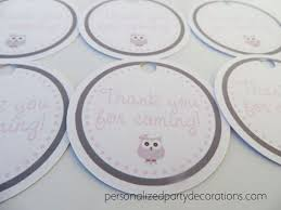 Baby Shower Favor Messages - best 25 owl baby shower decorations ideas on pinterest tulle